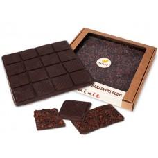 Čokoláda Hořká s kakaovými boby 250g