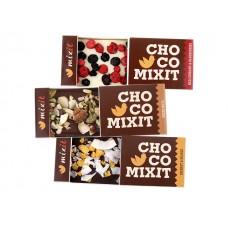 Degustační mini čokolády 3ks