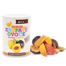 Švestka Meruňka - křupavé ovoce 65g