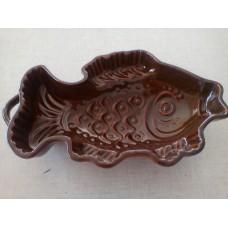 Keramická forma kapřík