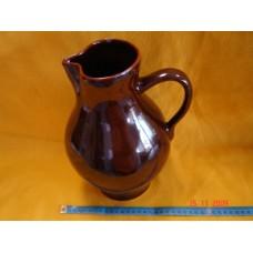 Keramický džbán s glazurou 3 L
