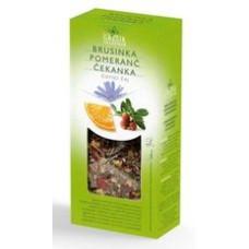 Grešík Čistící čaj Brusinka & Pomeranč & Čekanka 50g