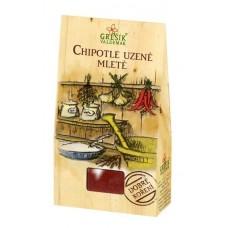 Chipotle uzené mleté 30 g GREŠÍK Dobré koření - ostřejší kuchyně