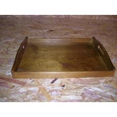 Dřevěný tác obdélníkový