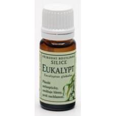 Grešík Přírodní  rostlinná silice Eukalypt 10ml