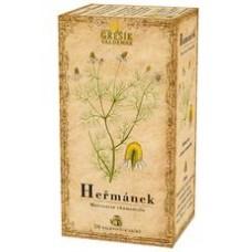 Grešík Bylinné čaje Heřmánek 20 x 1,5g