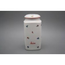 Porcelánová dóza 1,2 L Nela Házenky