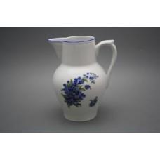 Džbán porcelánový pomněnky 1,5 L