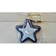 Vonný kámen hvězda ve formé